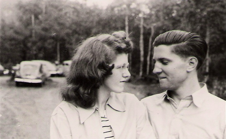 Virginia and Woody--forever